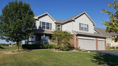 Beecher Single Family Home For Sale: 29870 Marsh Hawk Way
