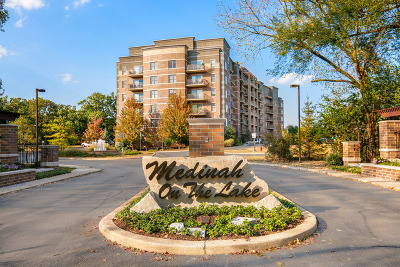 Bloomingdale Condo/Townhouse Contingent: 125 Lakeview Drive #509