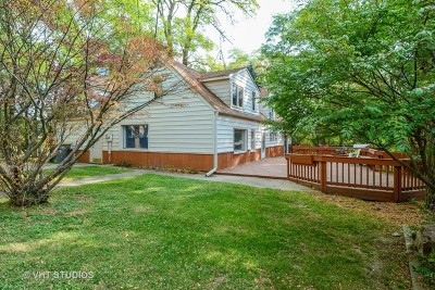 Elburn Single Family Home For Sale: 0s775 Il Route 47