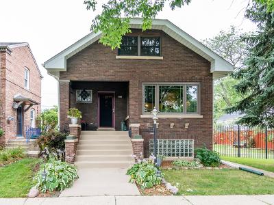 Brookfield Single Family Home For Sale: 3741 Morton Avenue