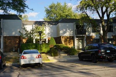 Downers Grove Condo/Townhouse For Sale: 7401 Blackburn Avenue #206