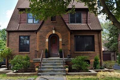 Villa Park Single Family Home Contingent: 519 South Michigan Avenue