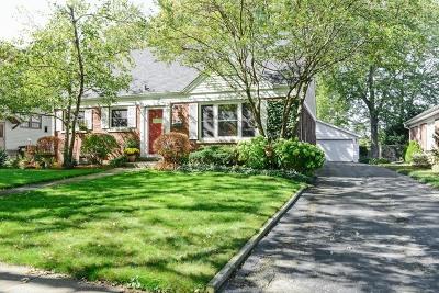 Homewood Single Family Home For Sale: 18224 Gottschalk Avenue