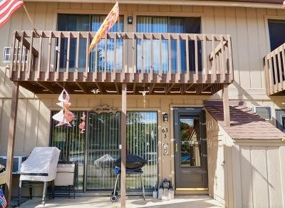 Fox Lake Condo/Townhouse For Sale: 63 Aspen Colony #3