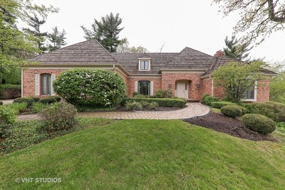 Oak Brook Single Family Home For Sale: 919 Saint Stephens Grn