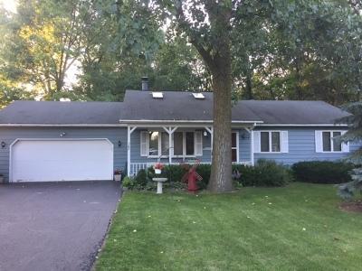 Fox Lake Single Family Home Contingent: 42 Woodland Avenue
