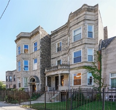 Chicago Multi Family Home Contingent: 431 East 50th Street