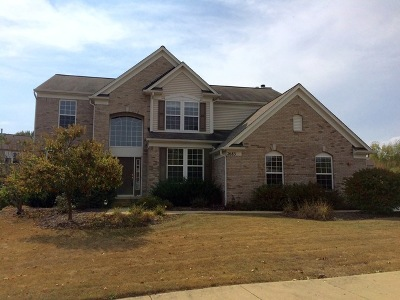 West Dundee Single Family Home For Sale: 2683 Carrington Drive