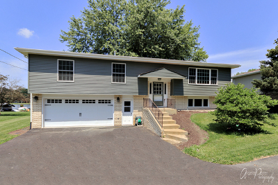 McHenry Single Family Home For Sale: 2805 West Manitou Trail