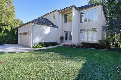 Highland Park Single Family Home For Sale: 962 Half Day Road