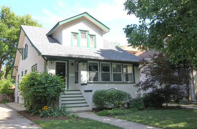 River Forest Single Family Home For Sale: 123 Ashland Avenue