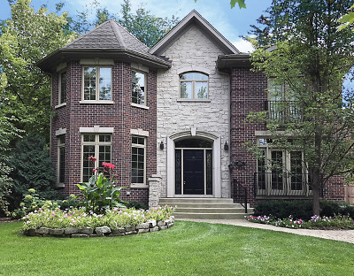 Winnetka Single Family Home For Sale: 1000 Willow Road