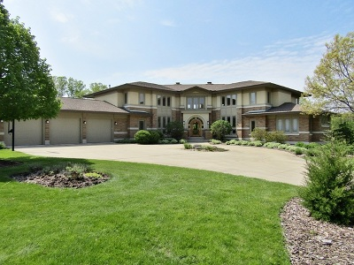 St. Charles Single Family Home For Sale: 37w179 Crane Road