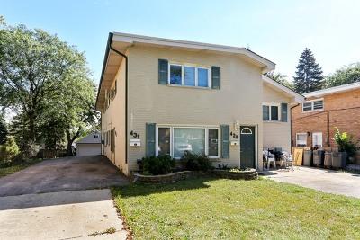 Villa Park Multi Family Home Contingent: 429 North Princeton Avenue