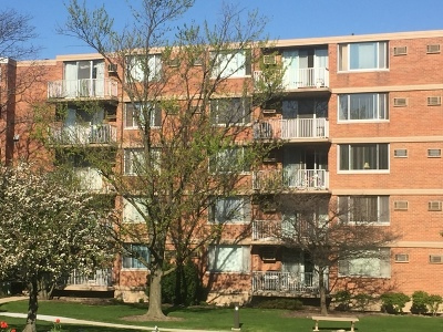 Lombard Rental Re-activated: 2233 South Highland Avenue #5404