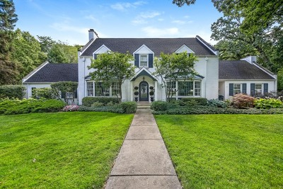 Hinsdale Single Family Home For Sale: 305 Hillcrest Avenue