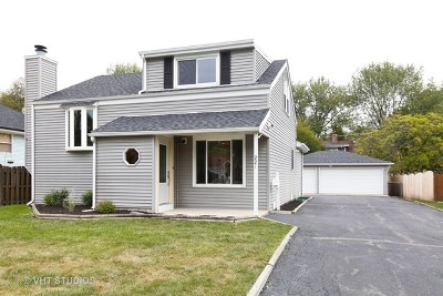 Westmont Single Family Home For Sale: 221 North Grant Street