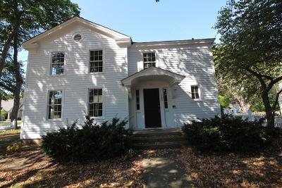 Geneva Single Family Home For Sale: 136 South 5th Street