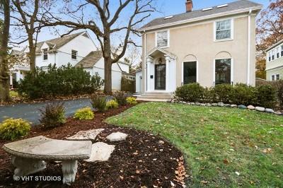Highland Park Single Family Home For Sale: 283 Laurel Avenue