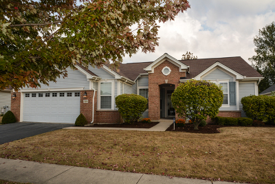 Huntley Single Family Home Contingent: 13050 Coventry Lane