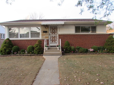 Niles Single Family Home For Sale: 7226 West Greenleaf Street
