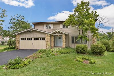 Glen Ellyn Single Family Home For Sale: 725 Riford Road