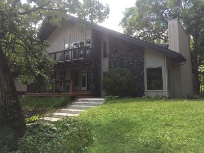 Crystal Lake Single Family Home For Sale: 7305 Oakwood Lane