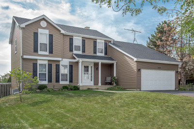 North Aurora Single Family Home For Sale: 239 Mistwood Lane