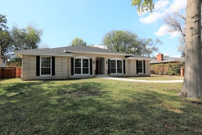 Palos Heights, Palos Hills Single Family Home For Sale: 12332 South Cheyenne Drive