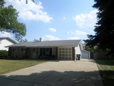Hoffman Estates Single Family Home Contingent: 585 Amherst Lane