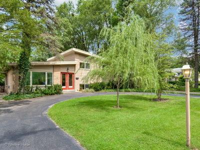 Wilmette Single Family Home For Sale: 407 Vista Drive