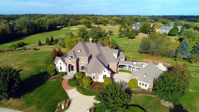 St. Charles Single Family Home For Sale: 5n879 Fairway Drive