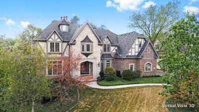 Glen Ellyn Single Family Home For Sale: 925 Jenna Court