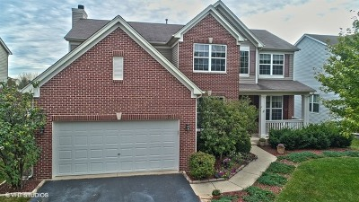 Montgomery Single Family Home Contingent: 2524 Prairie Crossing Drive