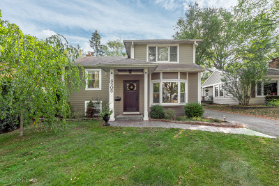 Downers Grove Single Family Home For Sale: 4505 Linscott Avenue