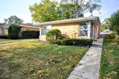 Skokie Single Family Home Contingent: 9534 Lawler Avenue