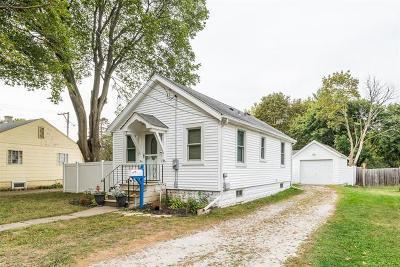 Batavia Single Family Home Contingent: 609 Cleveland Avenue