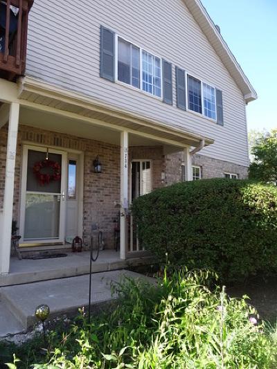 Elburn Condo/Townhouse Price Change: 734 North 1st Street #734