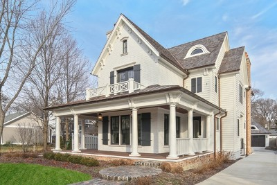 Hinsdale Single Family Home For Sale: 11 North Clay Street