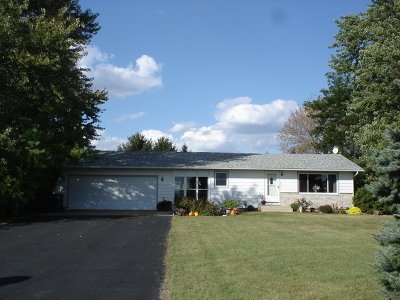 Ogle County Single Family Home For Sale: 15520 East McNeal Road