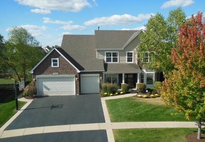 Geneva Single Family Home Contingent: 39w056 Revere House Lane