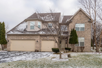 North Aurora Single Family Home For Sale: 735 Pinecreek Drive