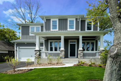 Palatine Single Family Home Contingent: 324 South Maple Street