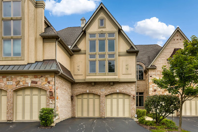 Palatine Condo/Townhouse For Sale: 1537 West Rue James Place