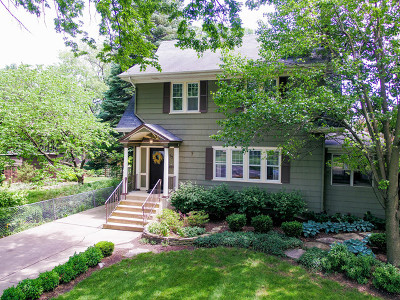 La Grange Single Family Home For Sale: 39 North Drexel Avenue