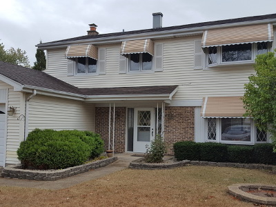 Lombard Single Family Home Contingent: 1049 Beverly Court