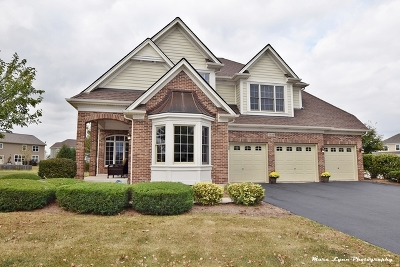 Elgin Single Family Home For Sale: 3638 Waterscape Terrace