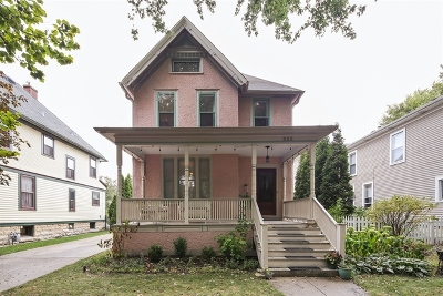 La Grange Single Family Home Contingent: 222 South Madison Avenue