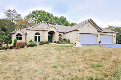 Spring Grove Single Family Home For Sale: 3434 Forest Ridge Drive