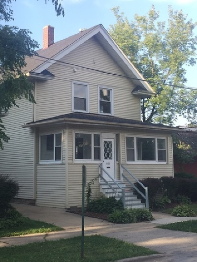 Oak Park Single Family Home For Sale: 1137 Erie Street